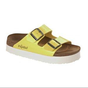 Birkenstock Papillio Platform Festival Sandals 8